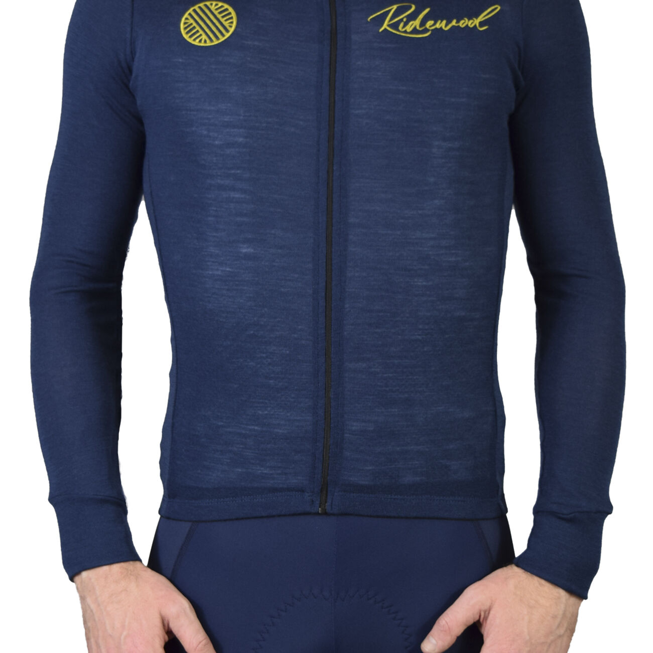 Ridewool Navy FRONT