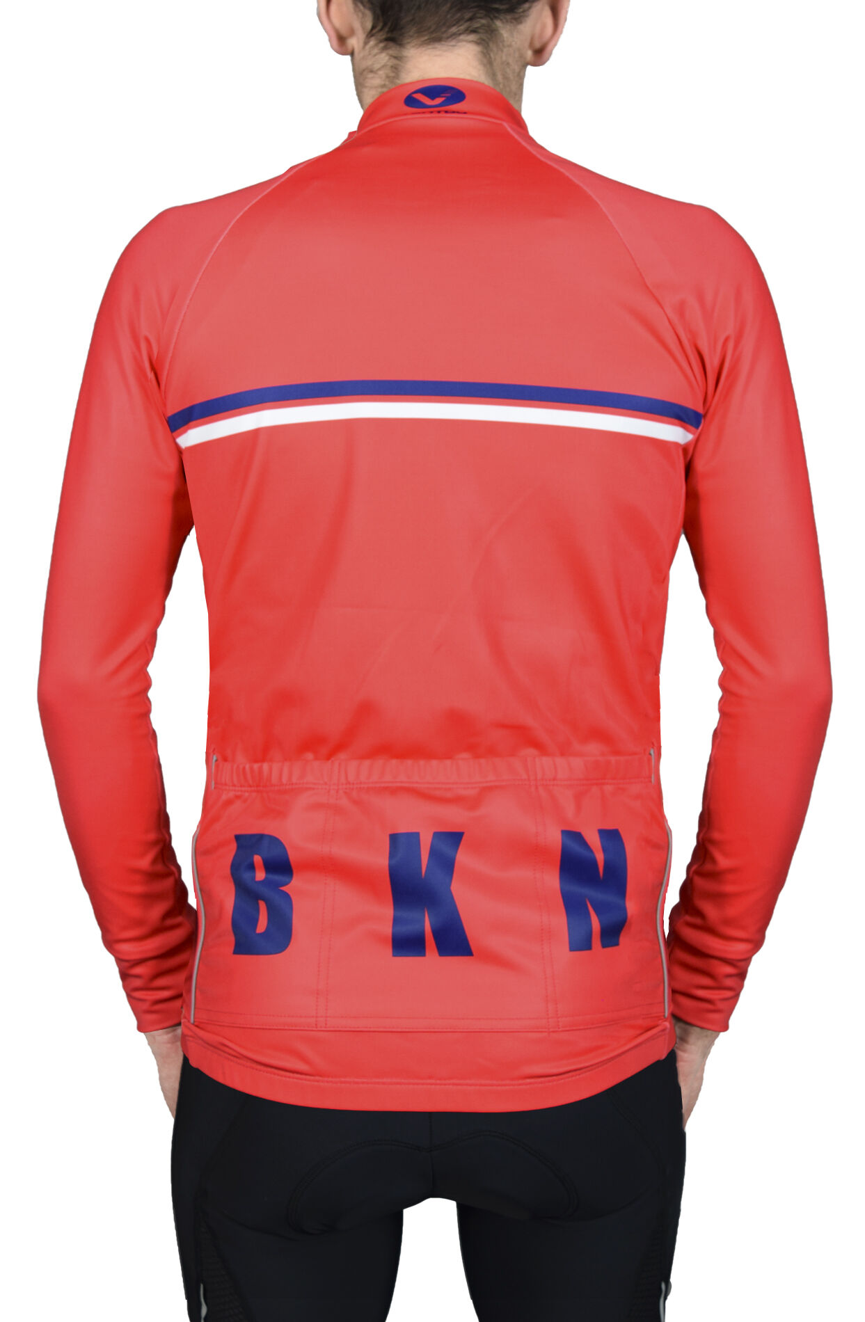 BKN Coral Jacket BACK