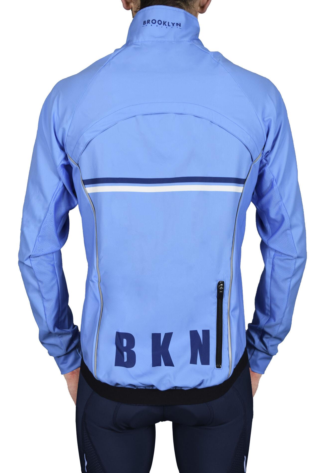 BKN Lt Blue Jacket BACK