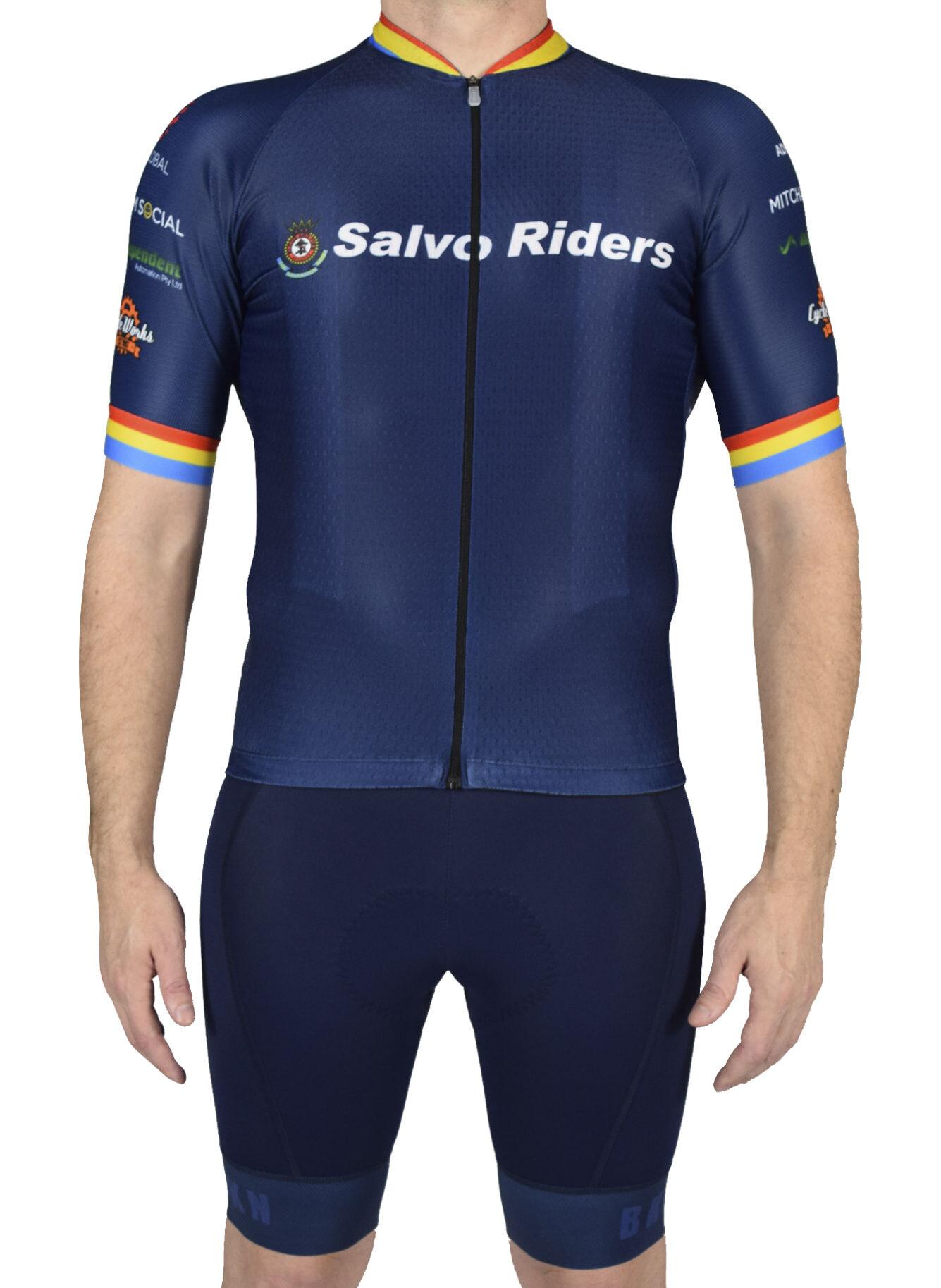 Salvo Riders Pro Jersey