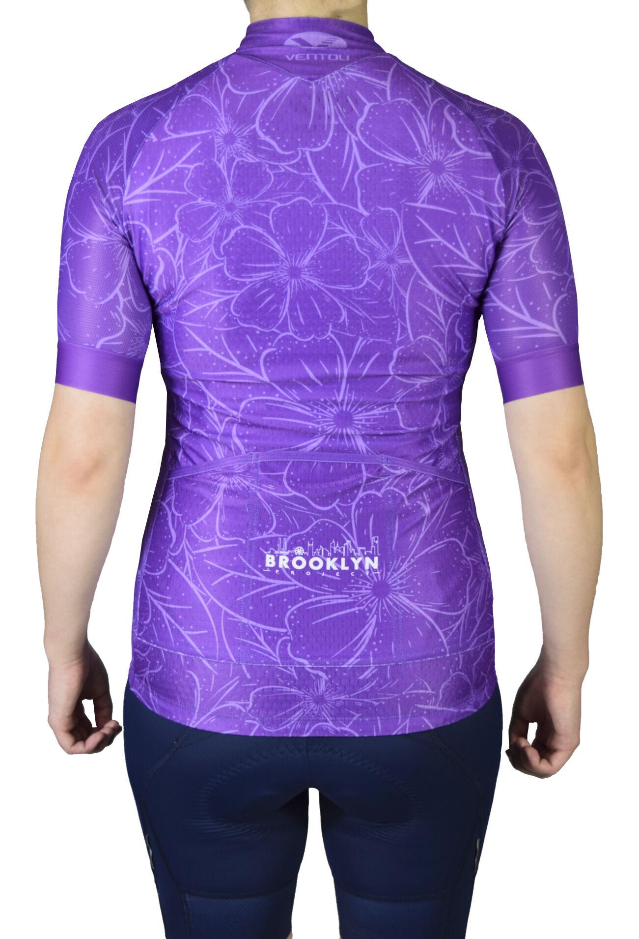 BKN Floral BACK Purple