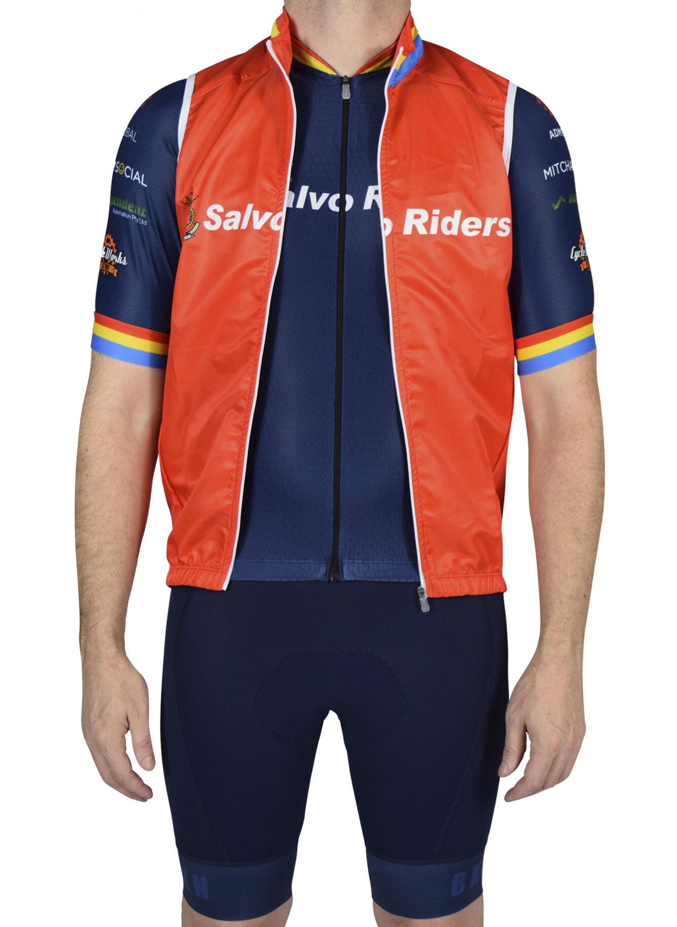 Salvo Riders Pro Vest open