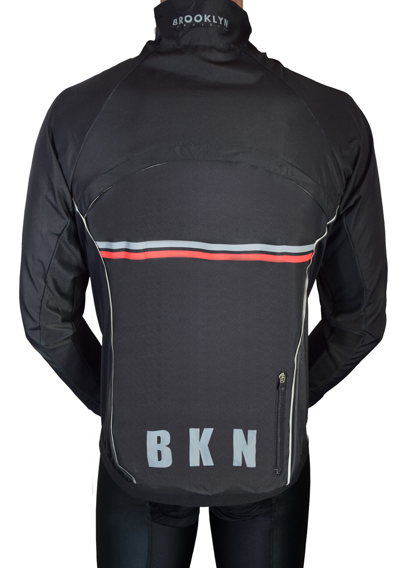 Brookly Jacket Back