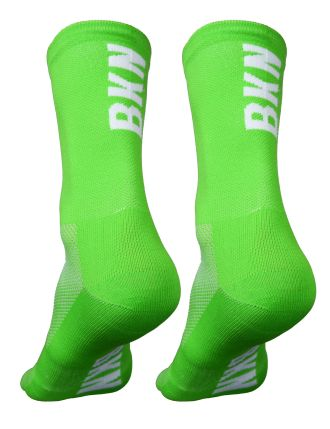 BKN Solid GREEN Socks