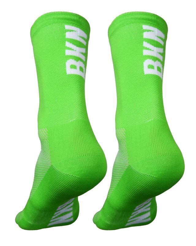 BKN Solid GREEN Socks