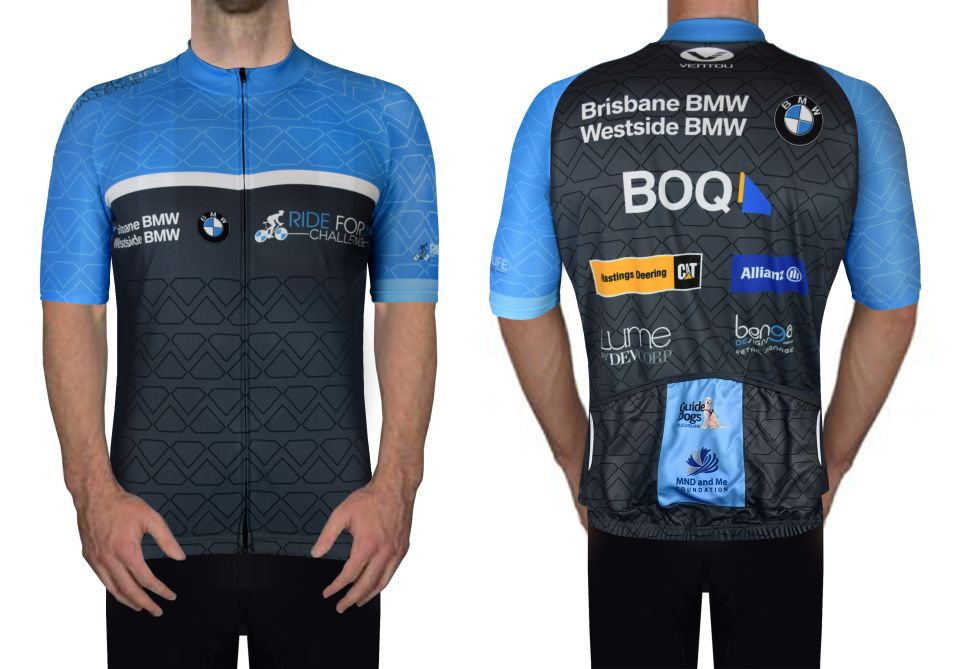 BMW Jersey Combined