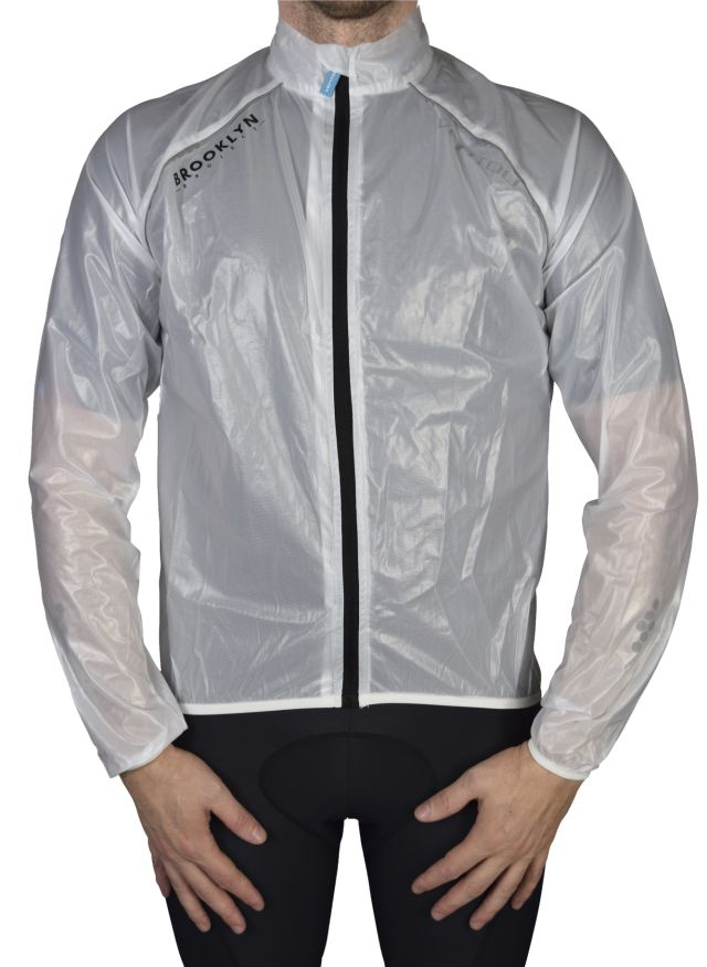 Pro Clear Jacket Front