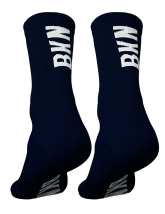 BKN Solid DARK NAVY Socks