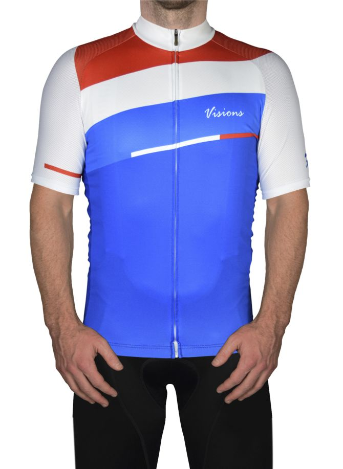 Visions Frenchie Jersey Front Template