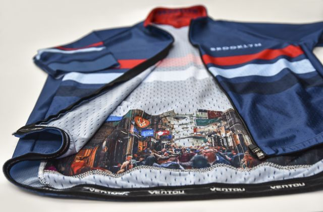 Brooklyn Projects Cafe Racer Jersey 5