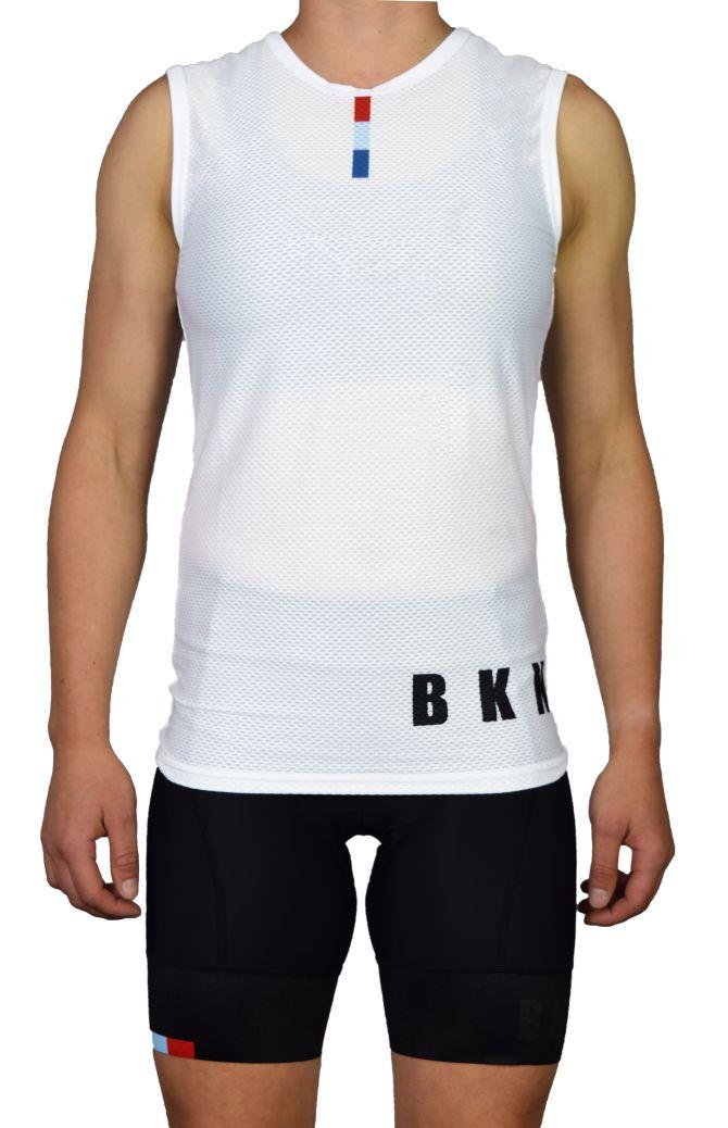 Undershirt Black short FRONT