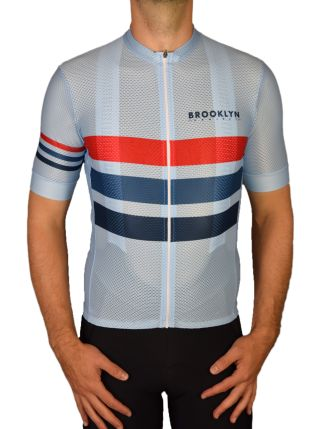 Super Light Jersey - FRONT with Bib