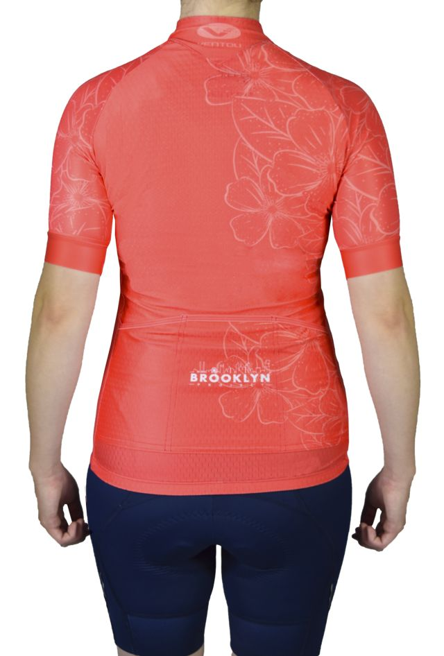 BKN Floral BACK Salmon