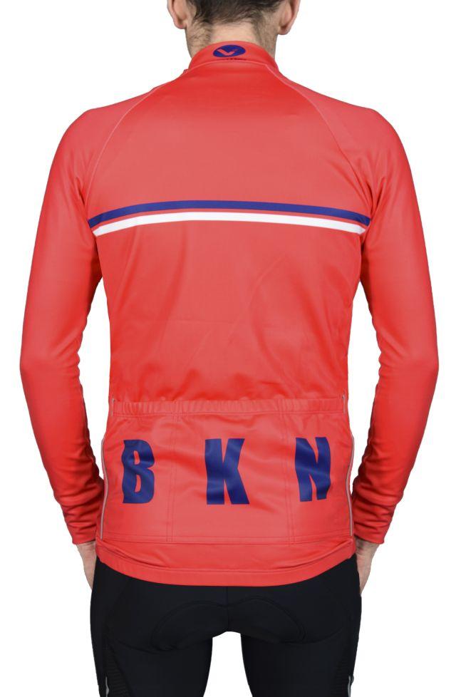 BKN Coral Jacket BACK